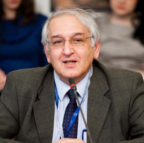 Dr. Fuad Aleskerov, Professor