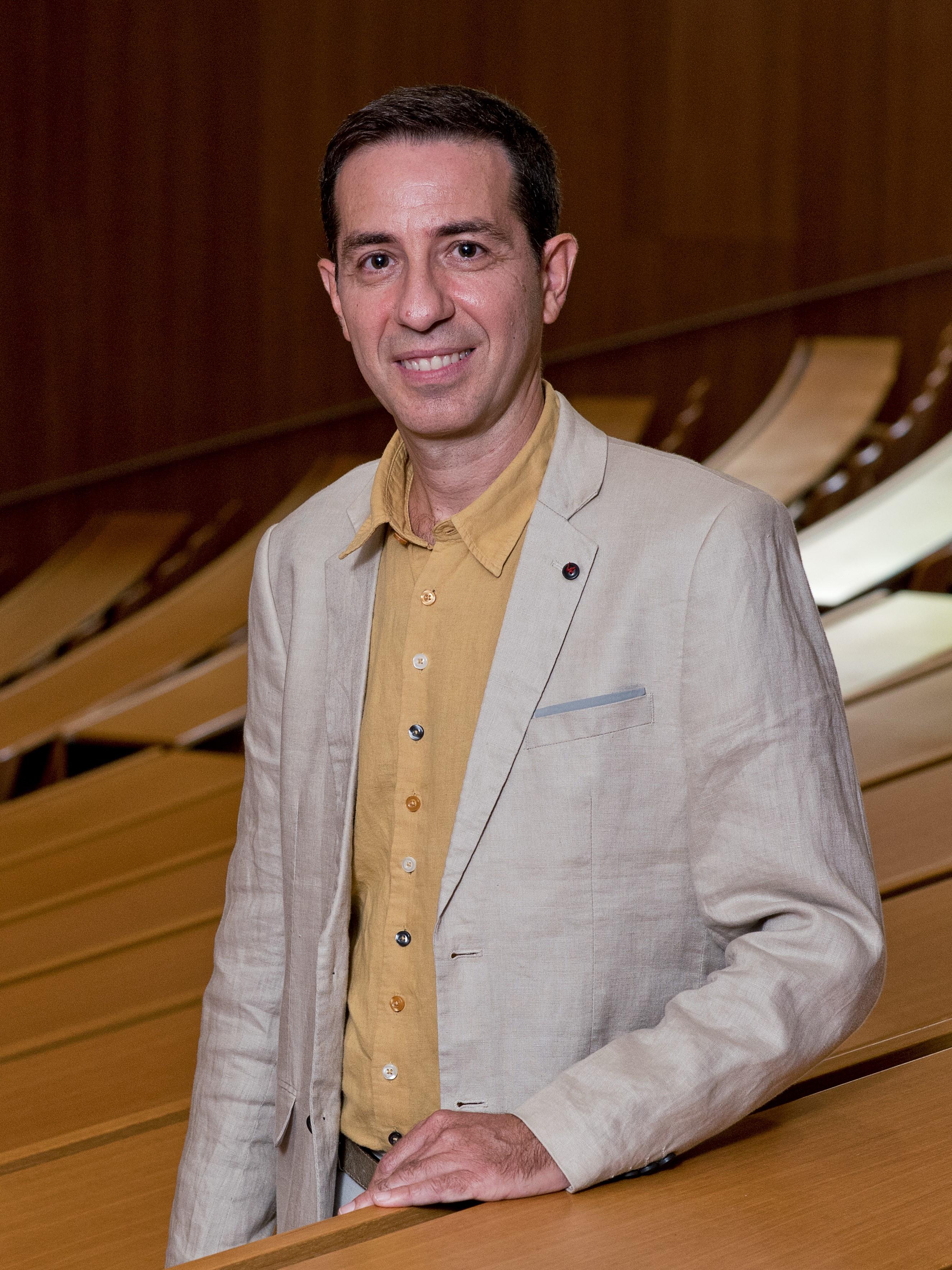 Prof. Antonio Liotta