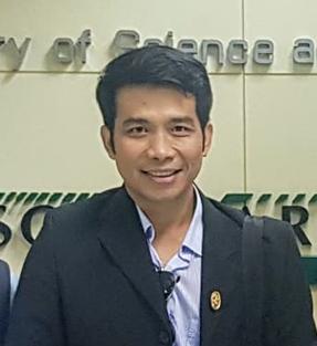 Sayan Kaennakham, Associate Professor