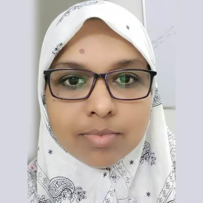 Dr. A. Shahina