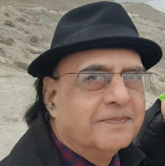 Prof. Ram B Singh
