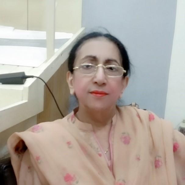 Prof. Tasneem G. Kazi