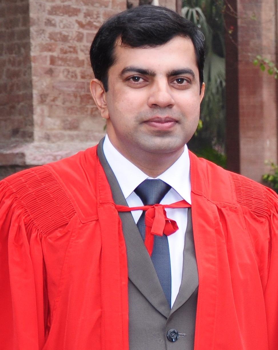 Dr. Muhammad Akhyar Farrukh