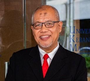 Prof. Dr. Sahrim Ahmad