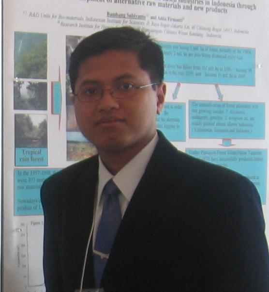 Assoc. Prof. Tony Hadibarata